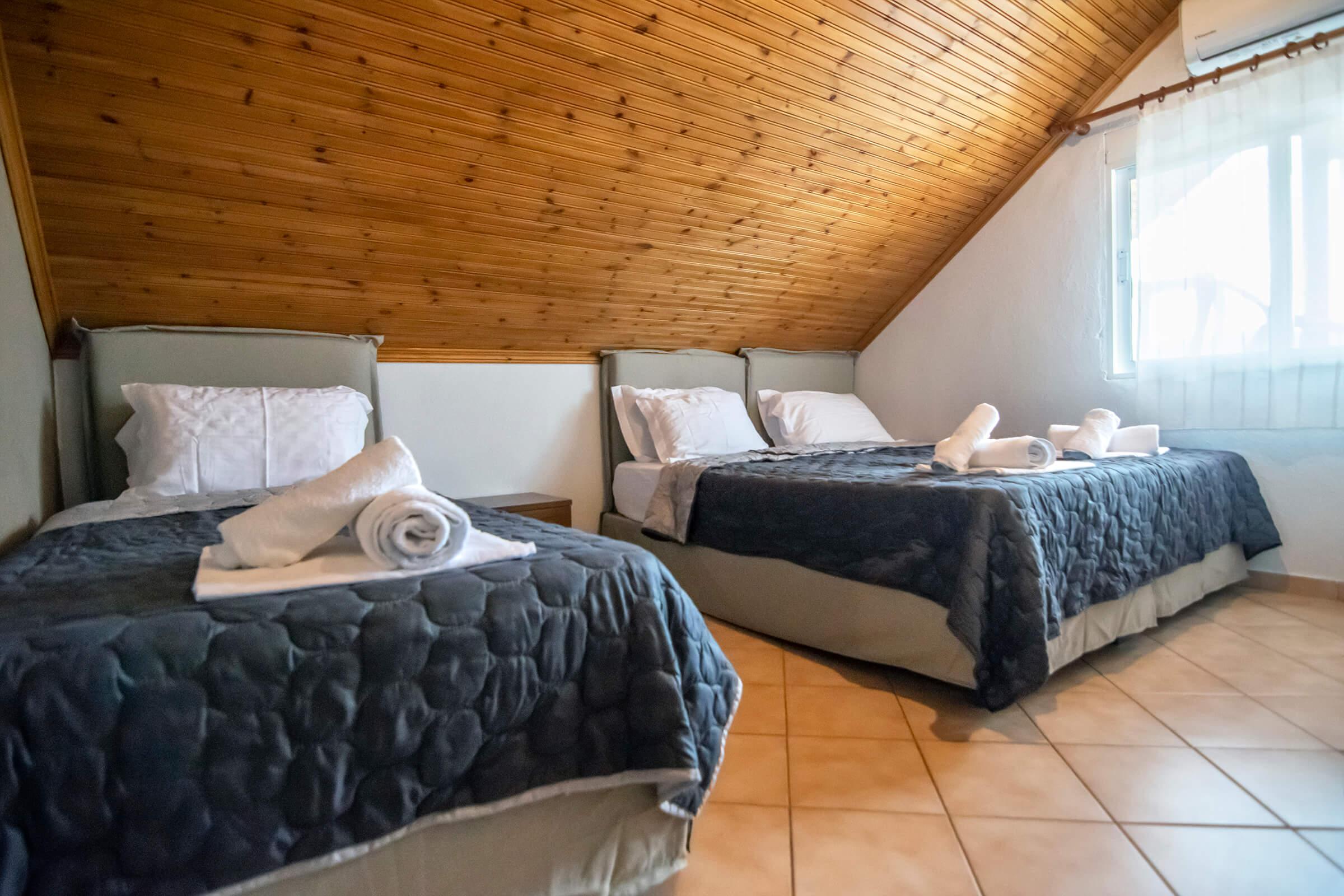 Afrodite Rooms Apartments Paralia Vrasna
